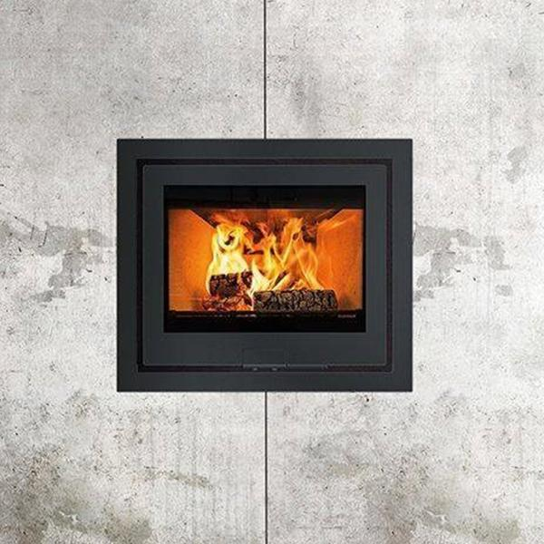 Di Lusso R6 Slimline Inset Multi Fuel / Wood Burning Stove