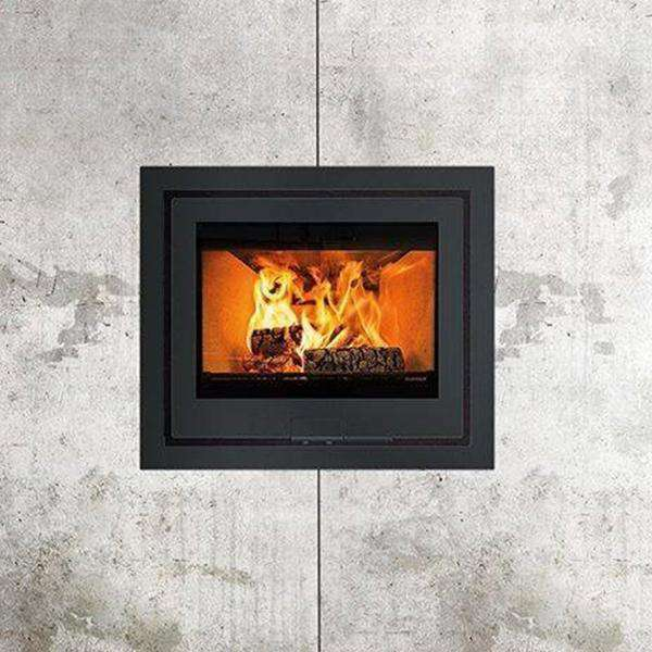 Di Lusso R6 Inset Multi Fuel / Wood Burning Stove - Stove Supermarket