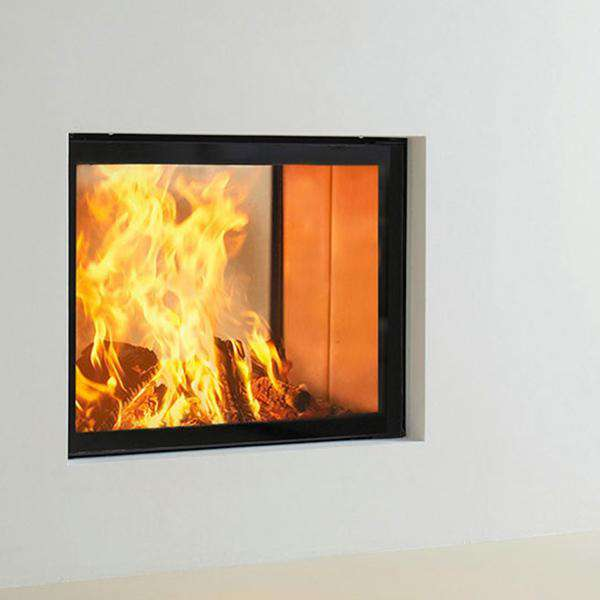 Morsø S122-22 Double Sided Insert Wood Burning Stove - Stove Supermarket