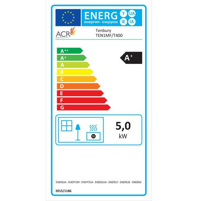 ACR Tenbury T400 Inset Energy Label
