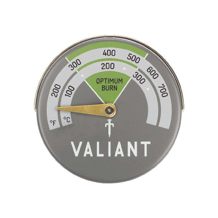 Valiant Stove Pipe Thermometer - Stove Supermarket