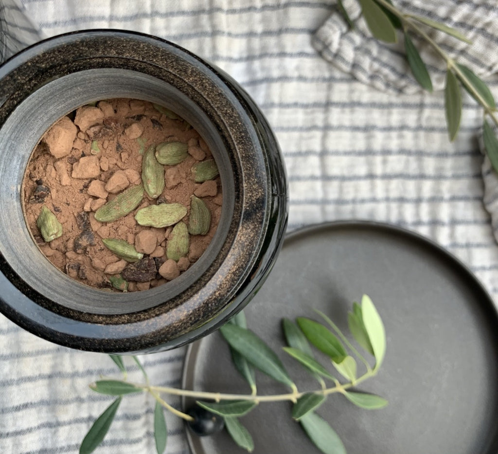 Herbs: Luxe Hot Chocolate