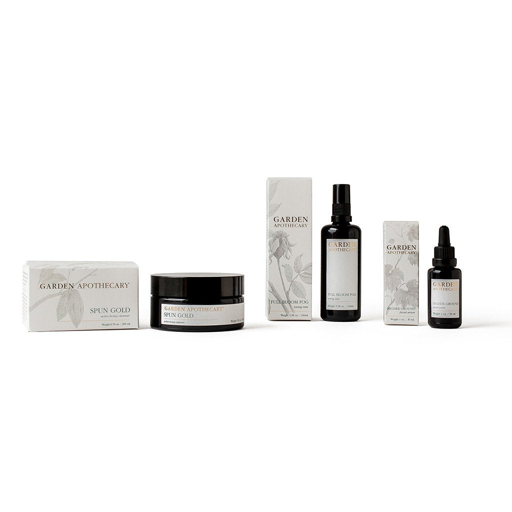 Garden Apothecary Complete Product Skincare Kit
