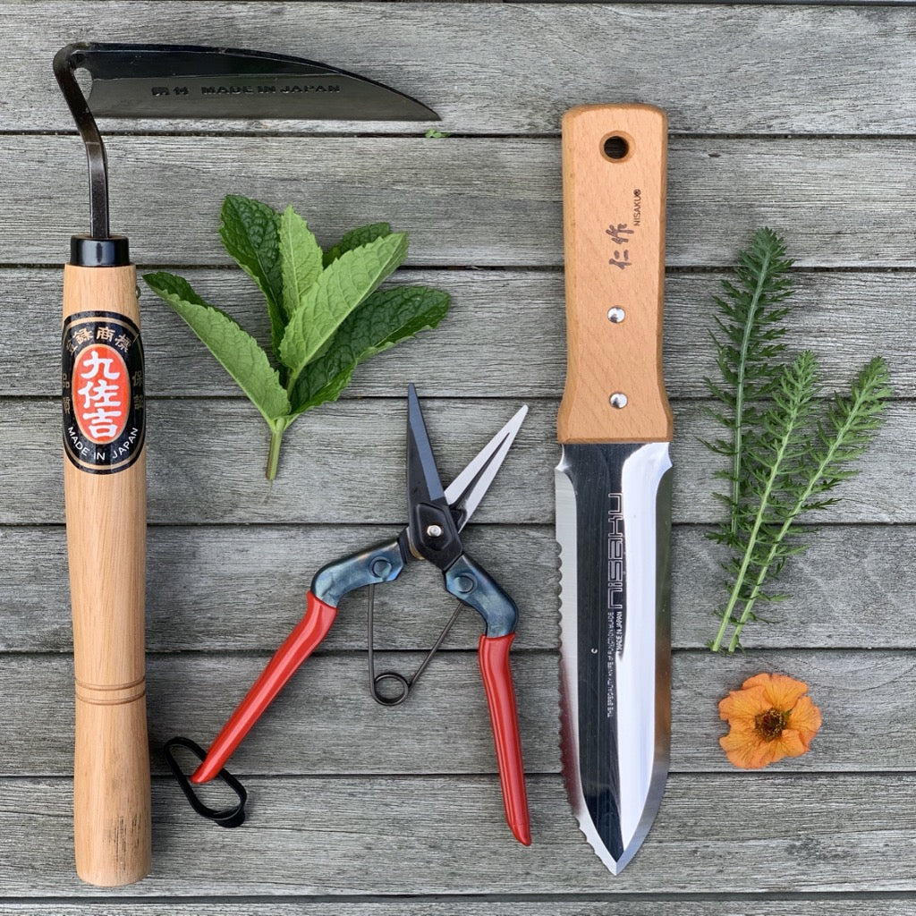 Garden Kit: The Wild Bunch