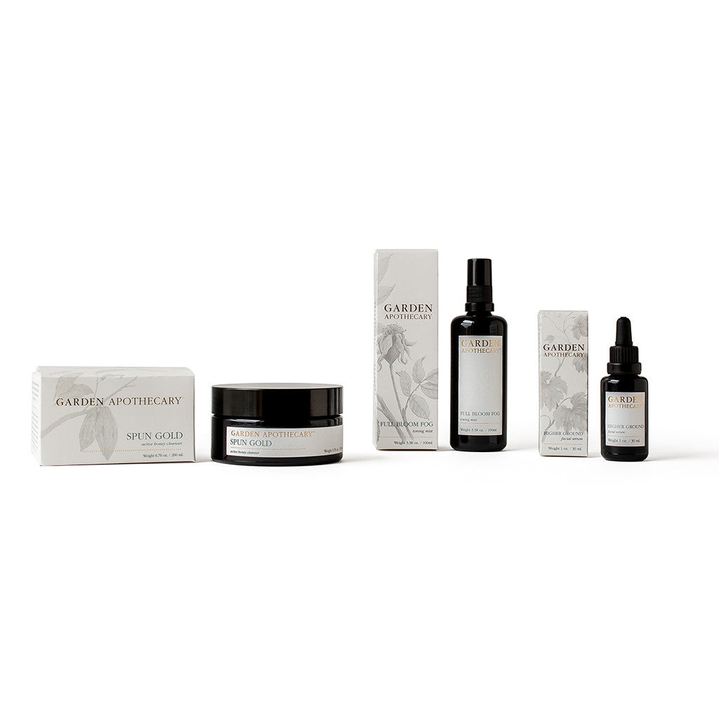 Garden Apothecary organic skincare beauty products