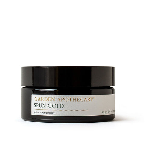 Spun Gold Natural Honey Facial Cleanser