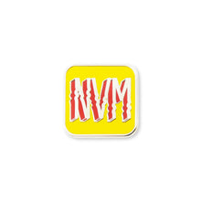 NVM - DORRARIUM Lapel pin vintage surplus