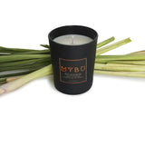 Wild Lemongrass Soy Candle