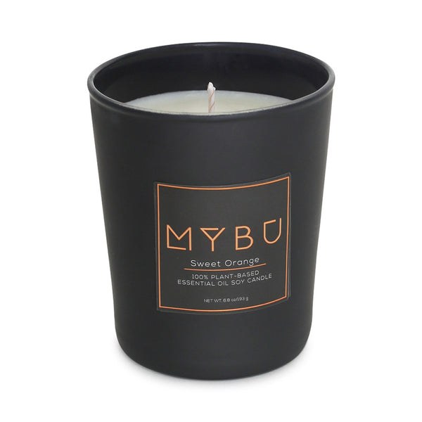 Sweet Orange Soy Candle