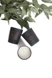 Natural Soy Candle | HAPPY -  Sweet Orange, Jasmine & Patchouli