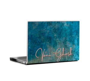 WITHERED TEAL WALL DFY Universal Size Laptop  Skin Decal
