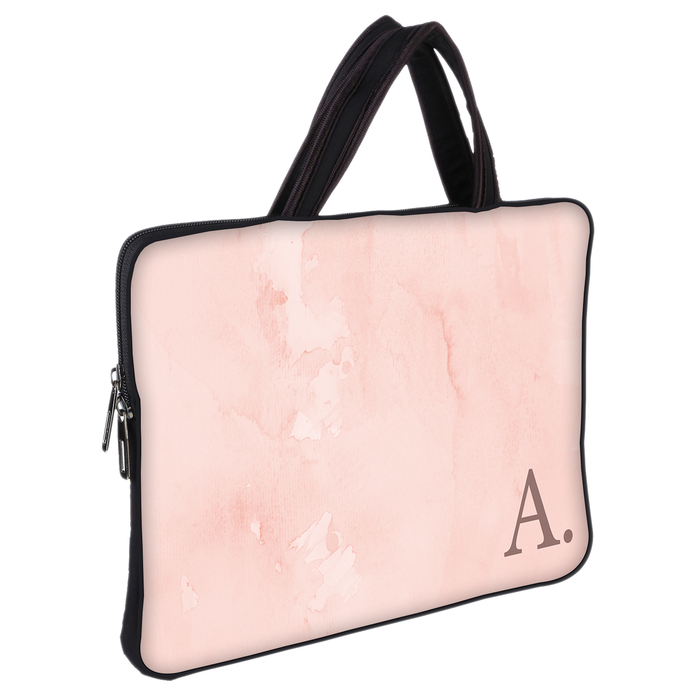 Rogue Pink Chain Pouch Laptop Macbook Sleeve