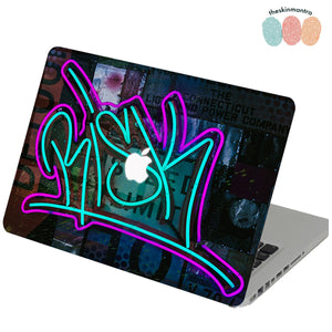Risk Strategy Macbook Skin Decal