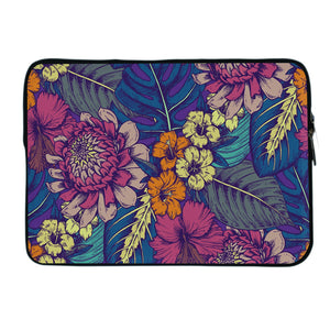 FLORAL-POP-ART-Laptop-Macbook-Designer-Sleeve