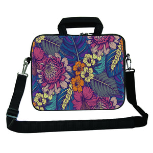 FLORAL-POP-ART- Laptop-Macbook-Designer-Sleeve
