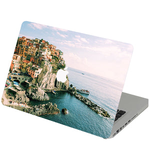 HARBOUR WITH A VIEW Macbook Skin Decal