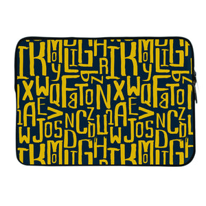 ALL-THE-WORDS-IN-THE-WORLD-Laptop-Macbook-Designer-Sleeve