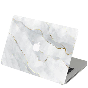 Marble Clouds Macbook Skin Decal