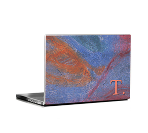ABSTRACTED WALL DFY Universal Size Laptop  Skin Decal