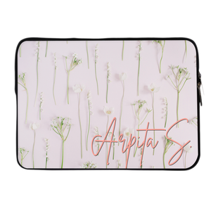 Petal Bloom DFY Chain Pouch Laptop Macbook Sleeve
