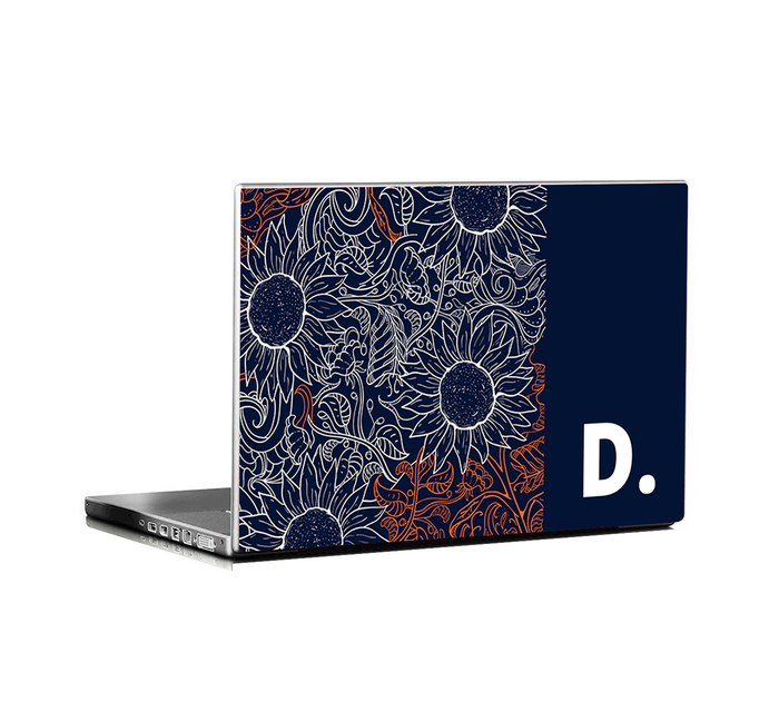 FLORALSTROMY DFY Universal Size Laptop  Skin Decal