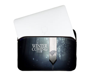 Winter Coming Stark Design Slip-On Sleeve