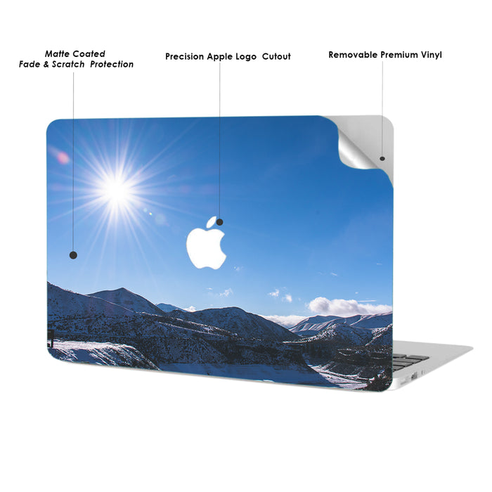 Apple Macbook Skin / Decal for macbook pro