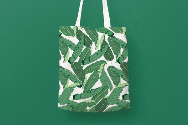 Banana Leaf Shopper