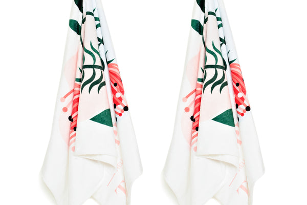 Protea Beach Towel