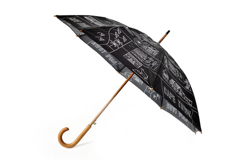 Black Cape Town Umbrella