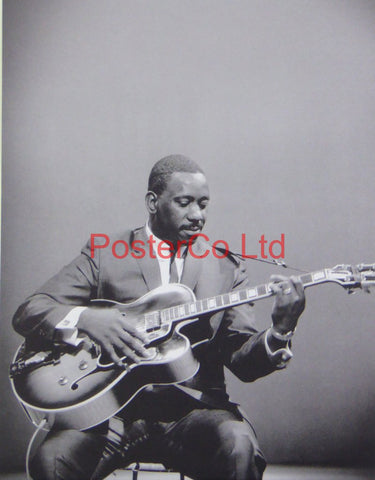 Play like Wes Montgomery