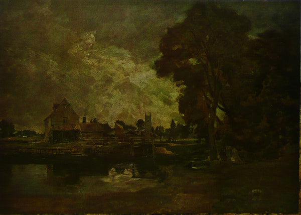 Dedham Mill Constable