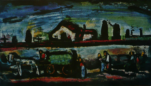 Funeral   Rouault
