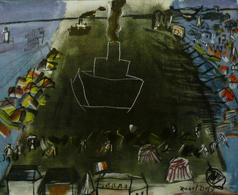 Black Freighter   Dufy