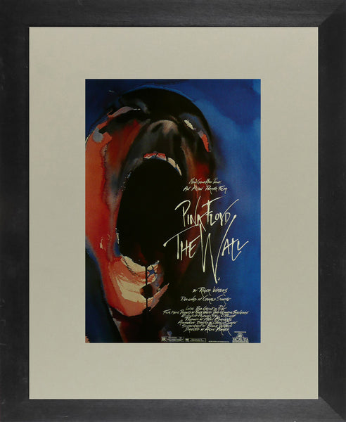 The Wall Pink Floyd Movie Poster