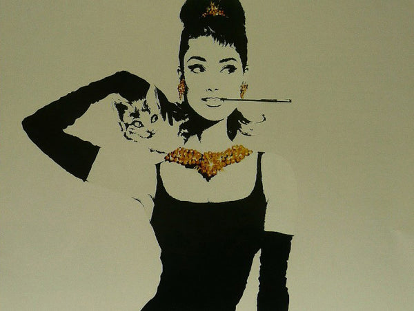 Audrey-Hepburn-Detail-from-Breakfast-at-Tiffanys---Movie-Poster
