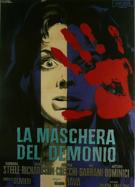 Black-Sunday---Barbara-Steele-(Italian)---Movie-Poster