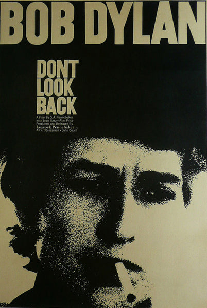 Don't-Look-Back---Bob-Dylan---Movie-Poster