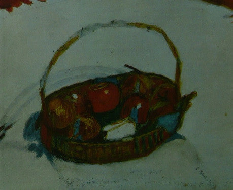 Basket of Fruit 1930 Bonnard