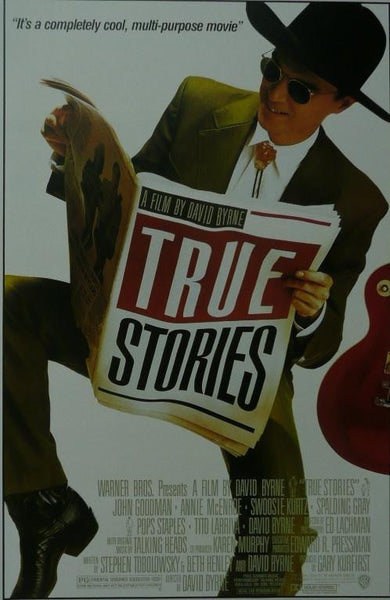 True Stories (2) John Goodman Movie Poster Picture