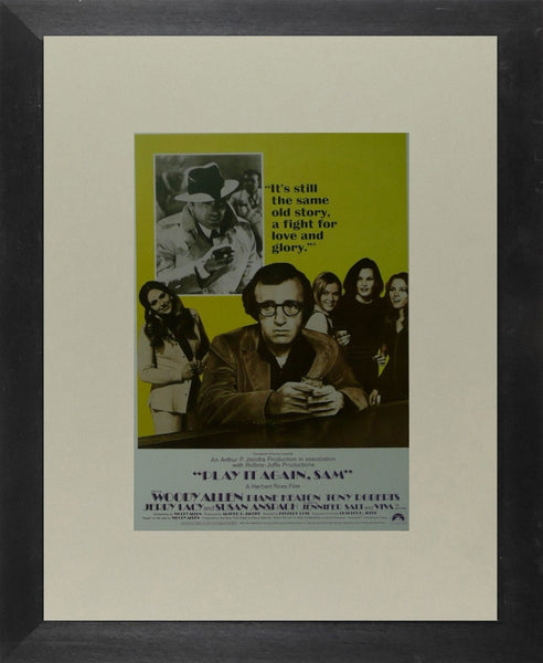Play it again Sam (2) Woody Allen Movie Poster Picture