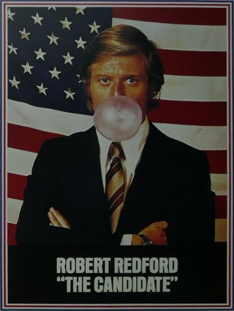 The Candidate (2) Robert Redford Movie Poster Picture
