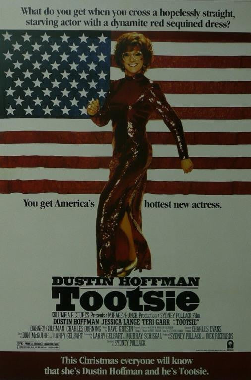 Tootsie (2) Dustin Hoffman Movie Poster Picture