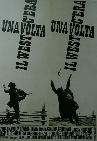 C'Era una Volta il West (Once Upon a Time in the West) (2) Henry Fonda (Italian) Movie Poster Picture