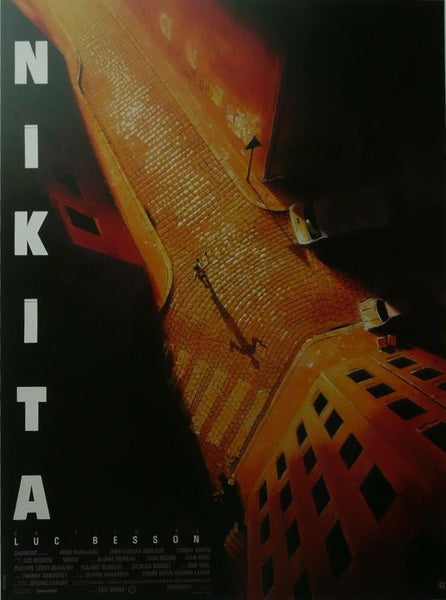 Nikita (2) Jeanne Moreau Movie Poster Picture