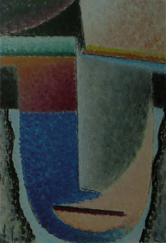 Abstract Head Alexejvan Jawlensky