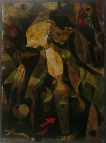 A Young lady's adventure Klee