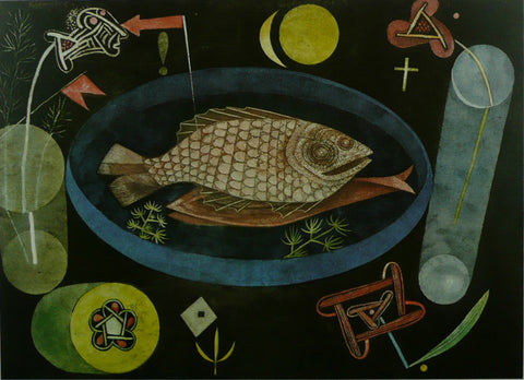 Around the Fish Klee