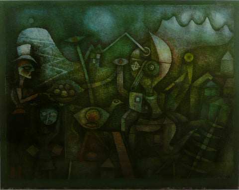 Carnival in the Mountains Klee