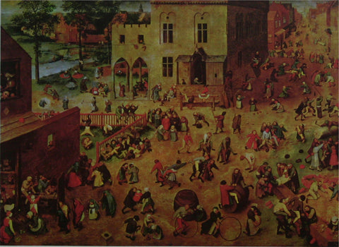 Children's Games Bruegel